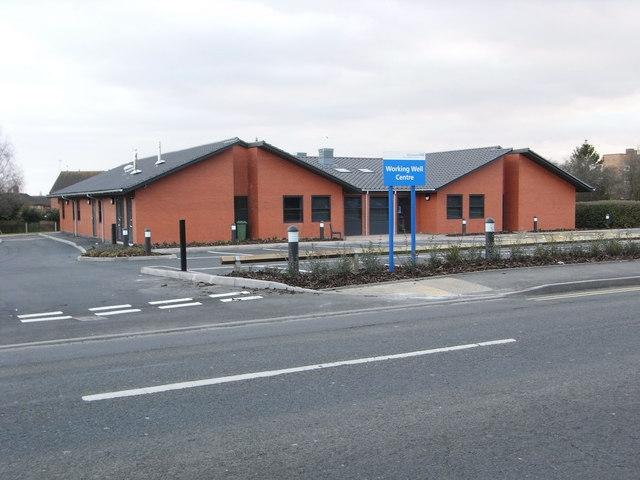 Worcester Acute Medical Centre, Worcester
