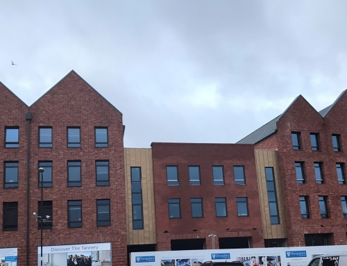 Morris Property – Student Accommodation – The Tannery in Shrewsbury