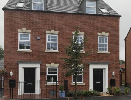 Prestige Brickwork wins 1st Contract with David Wilson at Doseley